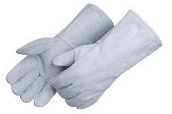 Liberty Glove & Safety - Standard Shoulder Leather Welding  Gloves