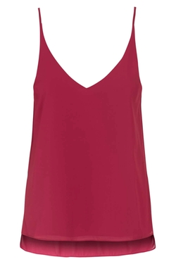 Topshop - Plunge V-Neck Cami Top