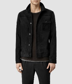 All Saints - Brook Denim Jacket