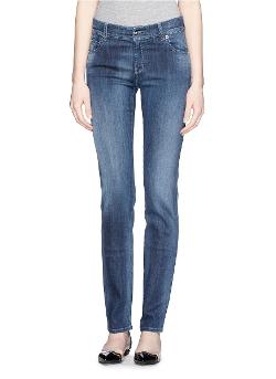 Armani Collezioni - Straight Leg Jeans
