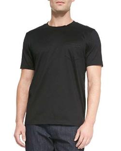 Salvatore Ferragamo - Gancini Crewneck T-Shirt