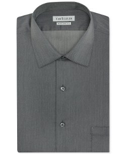 Van Heusen - Herringbone Dress Shirt