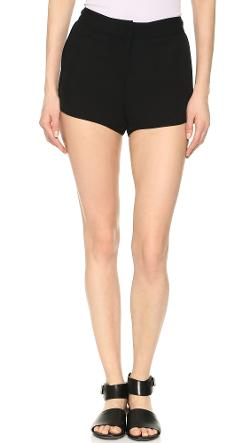 Theory  - Double Georgette Nadrea Shorts