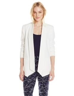 Rebecca Minkoff - Long Becky Silk Jacket