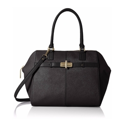 Tommy Hilfiger - Belinda Leather Dome Satchel Bag