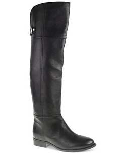 Chinese Laundry Flash Leather Boots - Flash Leather Boots