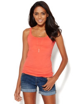 NY Deals - Skinny Cotton Tank Top