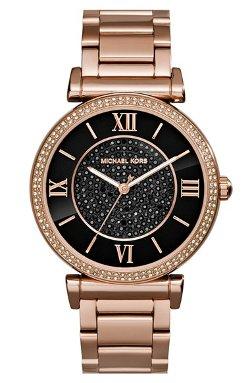 Michael Michael Kors - Caitlin Crystal Dial Bracelet Watch