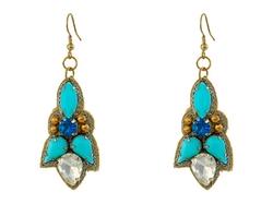 Gypsy Soule - Stone Statement Dangle Earrings