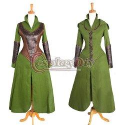 Cosplaydiy -  The Hobbit Desolation Of Smaug Tauriel Costume