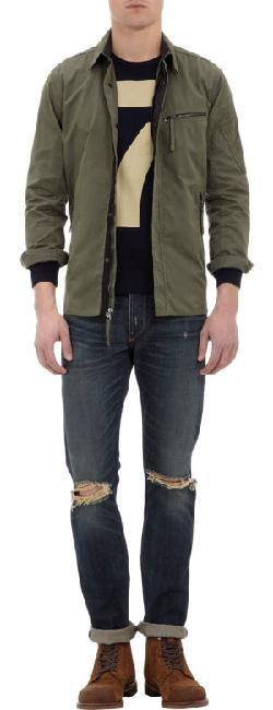 Rag & Bone - Lightweight Utility Jacket