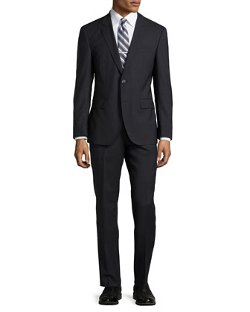 Hugo Boss  - James Shadow Stripe Suit