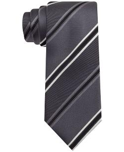 Kenneth Cole Reaction - Angel Stripe Slim Tie