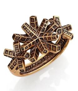 Oscar de la Renta  - Anemone Statement Bracelet