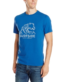 Surfside Supply Company - Short Sleeve Logo Tee Shirt