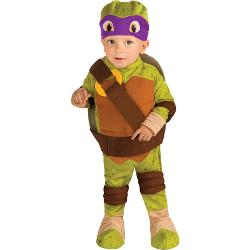 Nickelodeon - Teenage Mutant Ninja Turtle - Donatello Toddler Costume