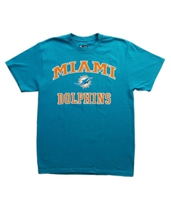 Majestic - Miami Dolphins Heart And Soul II T-Shirt