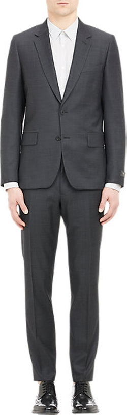 Paul Smith - Birdseye Two-Button Suit