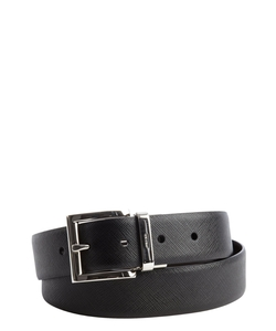 Prada - Leather Reversible Belt