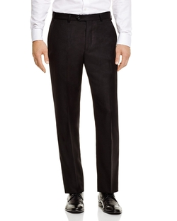 Armani Collezioni - Wool Regular Fit Trousers