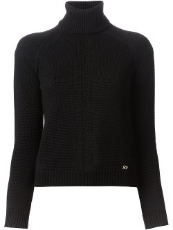 Dsquared2  - Funnel Neck Sweater