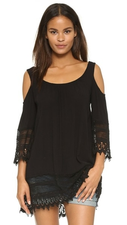 LIV - Lydia Tunic Top