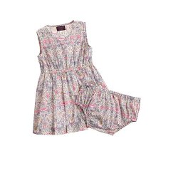 J.Crew - Baby Bloomer In Liberty Lodden Floral Dress