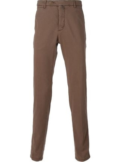 Kiton - Straight Fit Trousers
