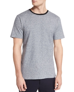 Rag & Bone  - Jaxx Speckled Short-Sleeve T-Shirt