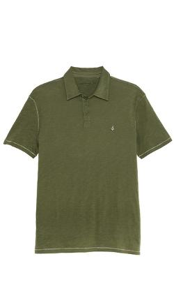John Varvatos Star USA  - Slub Peace Polo