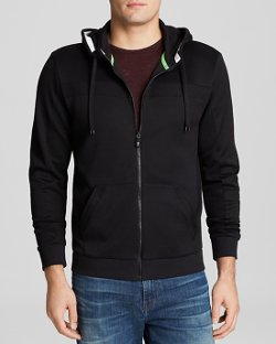 Hugo Boss - Slouchy Hooded Jacket