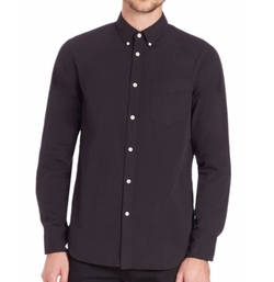 Rag & Bone - Standard Issue Cotton Poplin Sportshirt