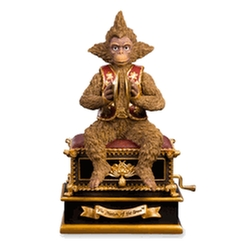 High Performance Office Gift - Monkey Music Box