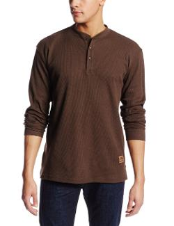 Skechers -  Henley Themal Shirtt