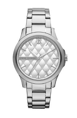 AX Armani Exchange  - Quilted Dial Watch