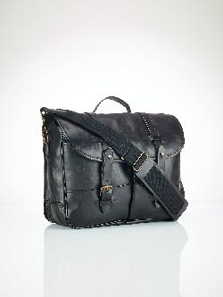 Polo Ralph Lauren - Leather Messenger