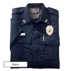 Flying Cross  - Short Sleeve Polyester Mens Command Shirt