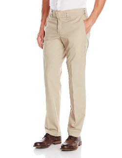 Dickies - Slim Straight Poplin Work Pants