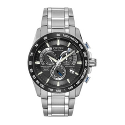 Citizen - Eco-Drive Perpetual Chrono Titanium Chronograph Watch
