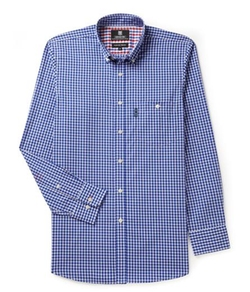 Austin Reed - Wrinkle Free Long Sleeve Check Shirt