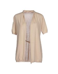 Jucca  - Short Sleeve Cardigan