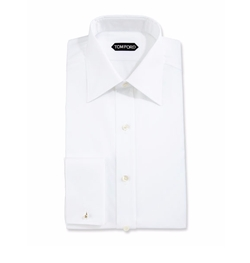 Tom Ford - Slim-Fit Solid Dress Shirt