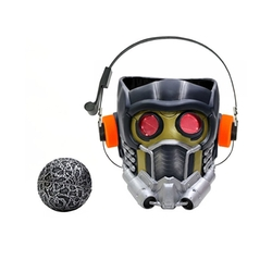 Xcoser - Star Lord Mask Light Up Helmet