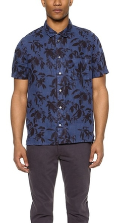 Paul Smith Jeans - Palm Print Shirt