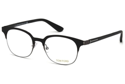 Tom Ford - Shiny Black Eyeglasses