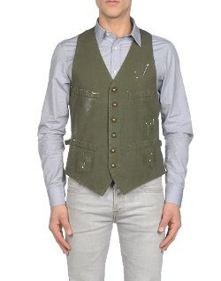 Dsquared2  - Button Closing Vest