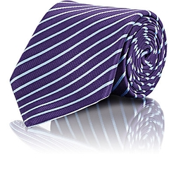 Ermenegildo Zegna - Striped Necktie