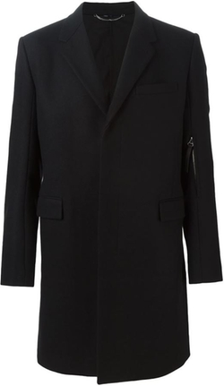 Helmut Lang - Single Breasted Coat