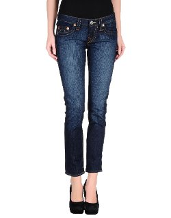 True Religion  - Straight Leg Denim Pants