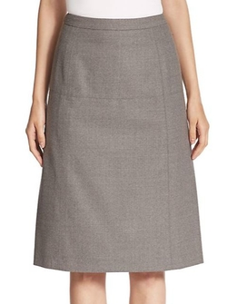 Peserico  - Longer Pencil Skirt